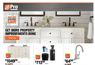 The Home Depot Weekly Ad Flyer June 14 to June 21