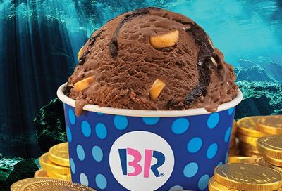 Finding Hidden Treasure: Baskin-Robbins Announces August's New Flavor of the Month