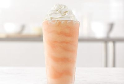 Arby's is Serving Up their Classic Seasonal Orange Cream Shake for a Limited Time
