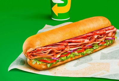 Get $2 Off Your Footlong Sub by Using Apple Pay in the Subway App with a New Promo Code