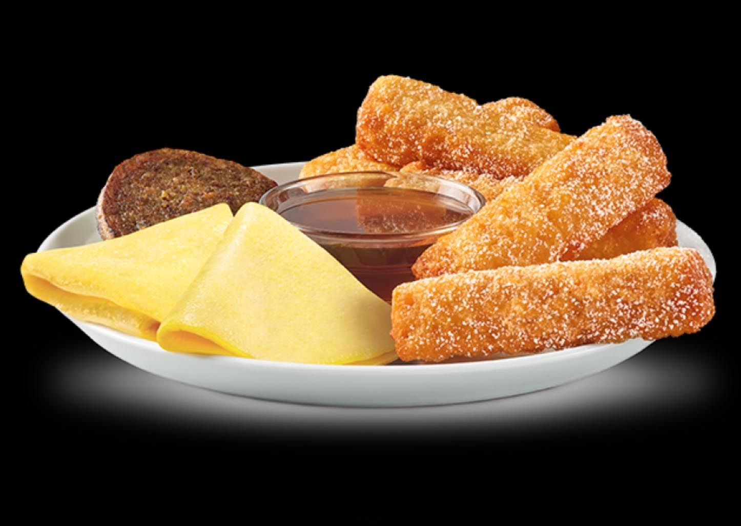 The New Sweet and Savory French Toast Dips Breakfast Platter Arrives at Hardee's