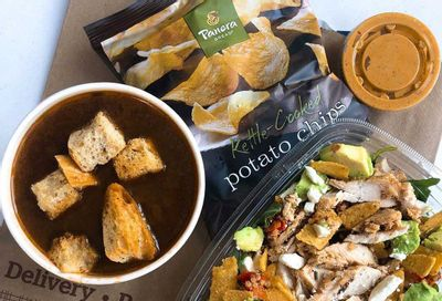Panera Bread is Now Offering Free Delivery with Online $5+ Orders for a Limited Time