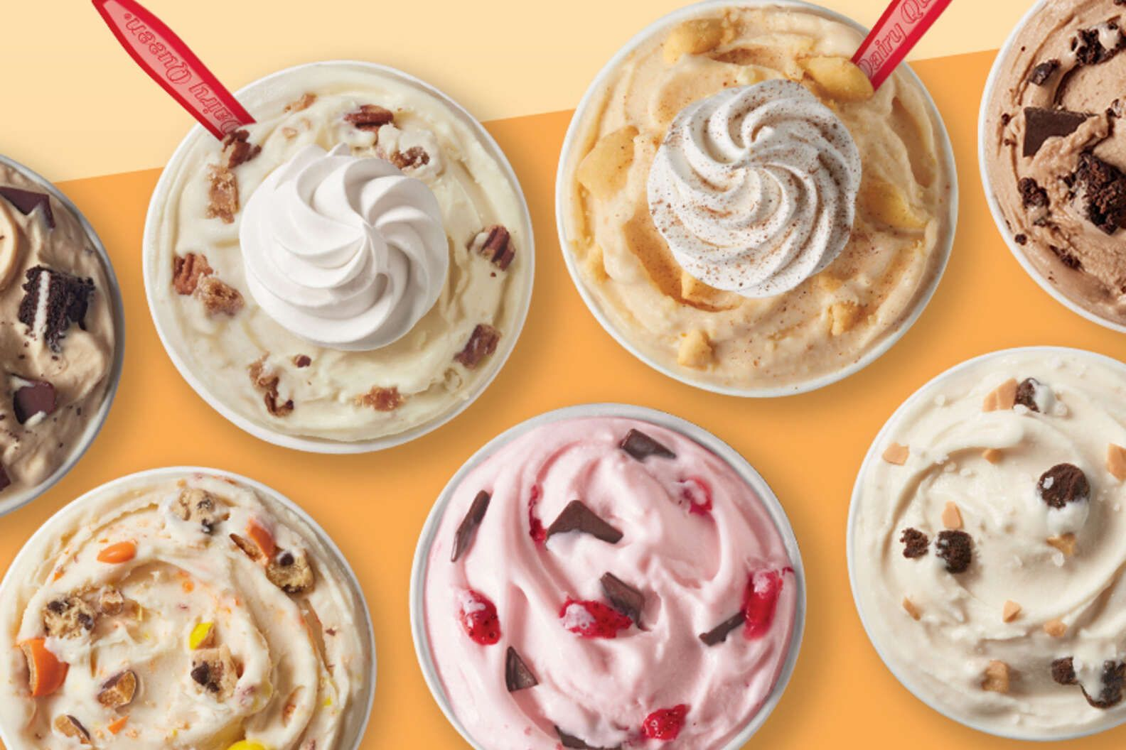 3 Decadent New Blizzards are Now Available at Dairy Queen: Pecan Pie, Sea Salt Toffee Fudge and Reese's Pieces Cookie Dough