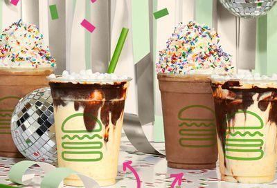 Shake Shack and Milk Bar Partner to Create 2 New, Limited Edition Frozen Custard Shakes