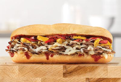 Original and Spicy Prime Rib Cheesesteaks are Back at Arby's for a Short Time