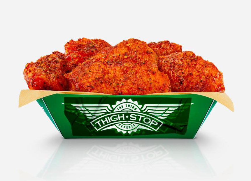 Save on Thigh Thursdays through the Wingstop App or Website with New Thighs and Thigh Bites
