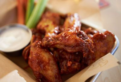 Blazin' Rewards Members Can Get $10 Off Their Next $10+ Order In-restaurant at Buffalo Wild Wings