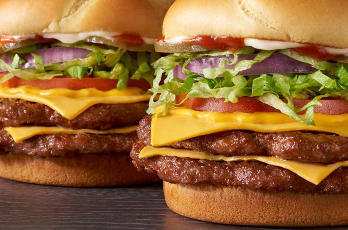 The 2 for $7 Deal Returns to Checkers and Rally's on Big Buford Hamburgers and Mother Cruncher Chicken Sandwiches