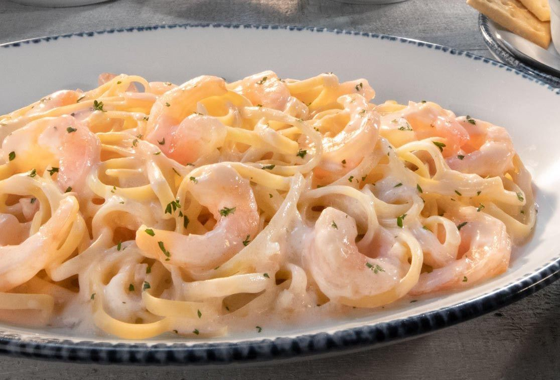 Red Lobster Rolls Out a BOGO 50% Off Linguini Alfredo Deal for a Limited Time Only