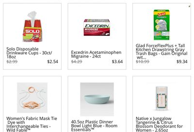 Target Weekly Ad Flyer October 13 to October 20