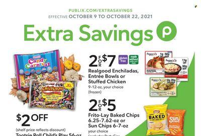 Publix (AL, FL, GA, NC, SC, TN) Weekly Ad Flyer October 15 to October 22
