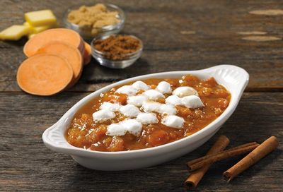 Church's Chicken Launches their New Large Sweet Potato Casserole