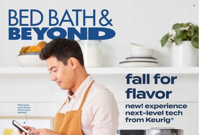 Bed Bath & Beyond Weekly Ad Flyer October 19 to October 26