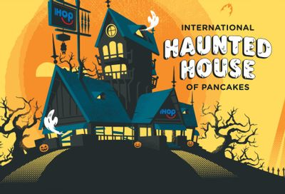 New Reese's Pieces Pancakes and Returning Pumpkin Spice Pancakes Arrive at IHOP Just in Time for Halloween