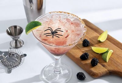 Chili's Introduces the $5 Spider Bite 'Rita, October's Margarita of the Month