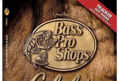 Bass Pro Shops Weekly Ad July 31, 2020 to March 27, 2021